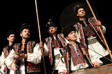 Koliada and Music from the Carpathians