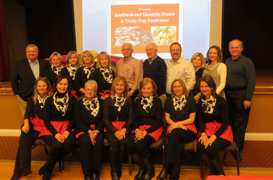 Culture and Education Committee at the 3rd Annual Beefsteak