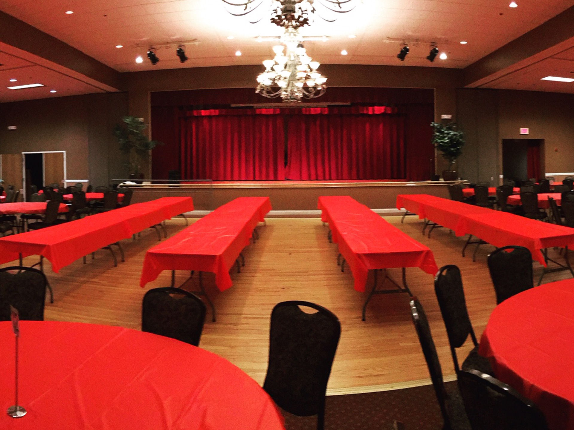 Ukrainian American Cultural Center - Main Ballroom