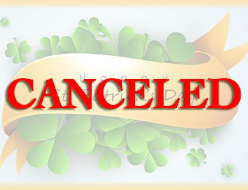 St. Patrick's Day (HOVERLIA) < CANCELED