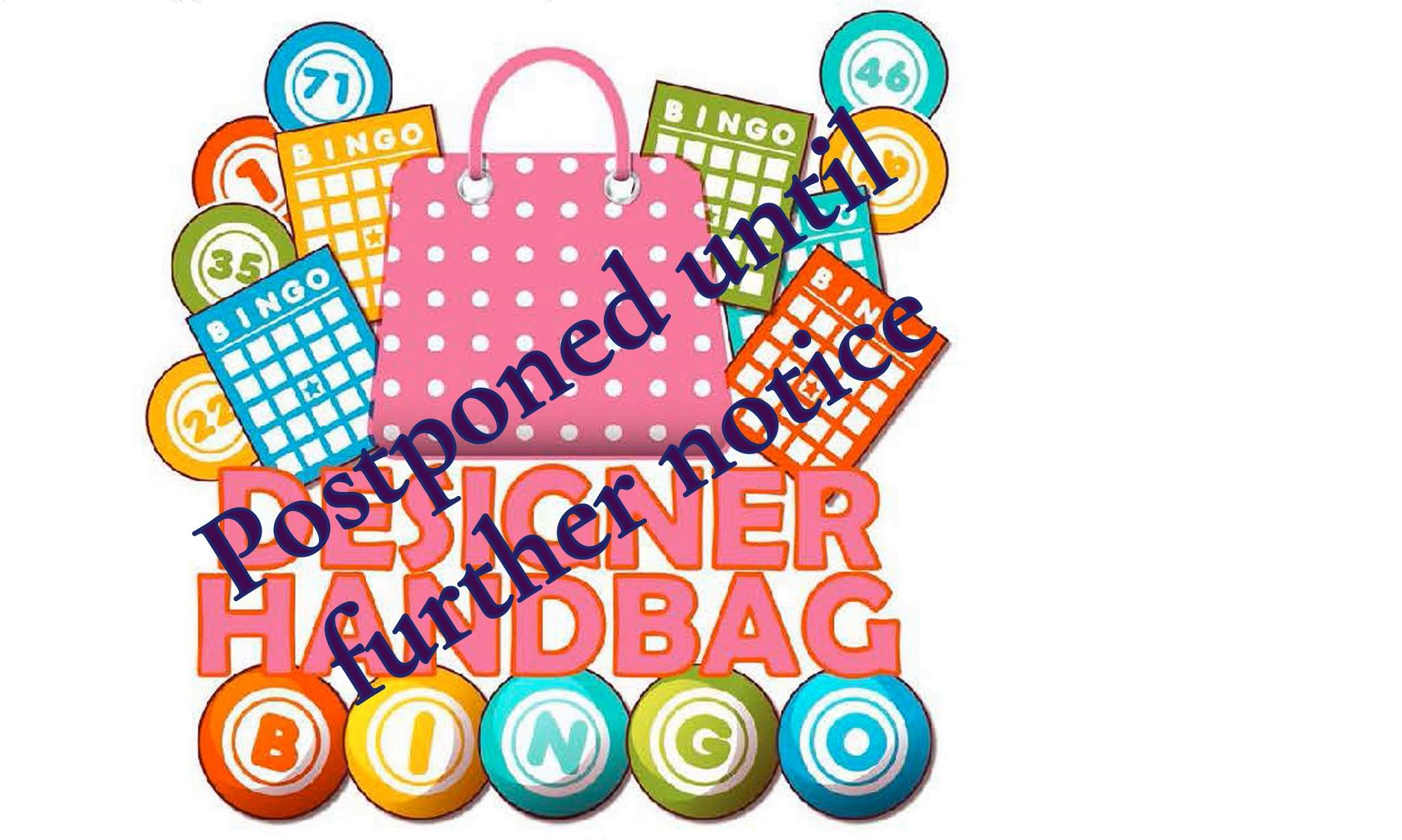 rescheduled bingo designer handbag rescheduled bingo designer handbag