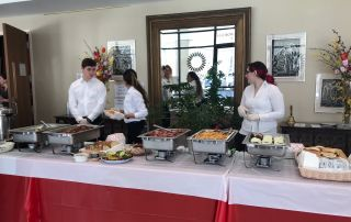 Ukrainian American Cultural Center - Catering and Kitchen