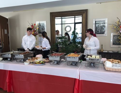Ukrainian American Cultural Center – Catering & Kitchen
