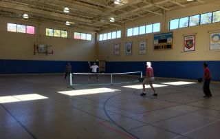 Ukrainian American Cultural Center gym