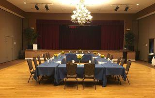 Ukrainian American Cultural Center - Main & Small Hall