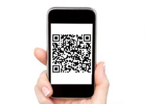 QR Code feature donate QR Code feature donate