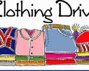 support Clothing Drive support Clothing Drive