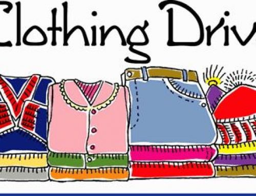 UACCNJ Clothing Drive