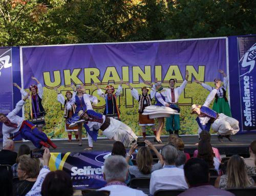 UKRAINIAN FESTIVAL DRIVE-THRU MENU