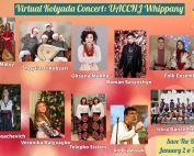 Virtual Kolyada Concert UACCNJ Whippany Virtual Kolyada Concert UACCNJ Whippany