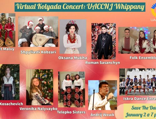 Christmas Concert Kolyada