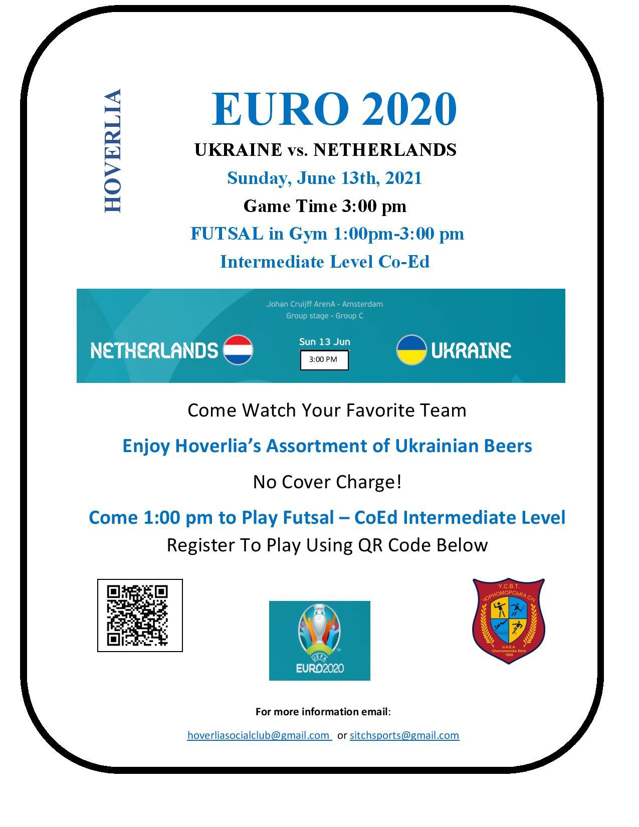 The Euros 2020 The Euros 2020